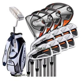 bộ gậy golf Honma Tourworld 747 lefthand model mới